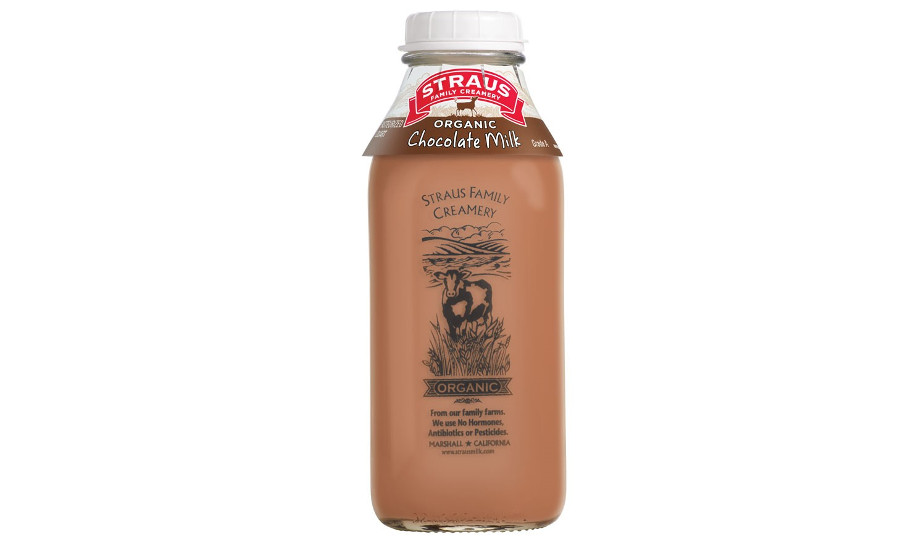 Organic chocolate milk powder