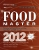 Food Master Ingredients 2012