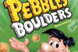 Flinstone's Pebbles Boulders