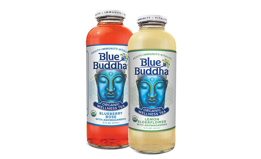 Organic Herb, Fruit Iced Teas from Blue Buddha | 2016-06-09