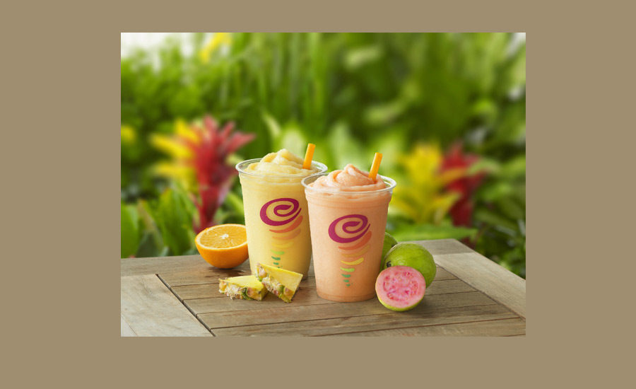 Jamba Juice Tropical Flavors 2016 06 03 Prepared Foods