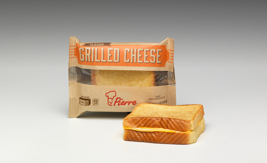 Clic Grilled Cheese Sandwich