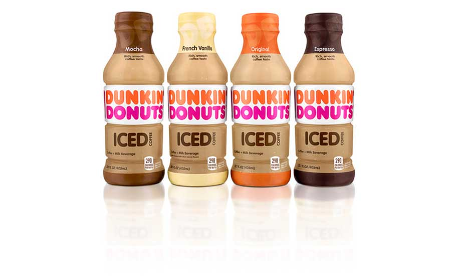 Dunkin Donuts Bottled Iced Coffee 2017 02 08 Prepared