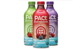 Ocean Spray Pact Fruit Infusions