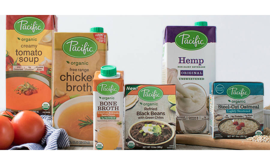 Pacific Foods Product Lineup