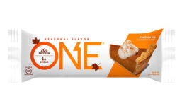 One Brands Pumpkin Pie Bar