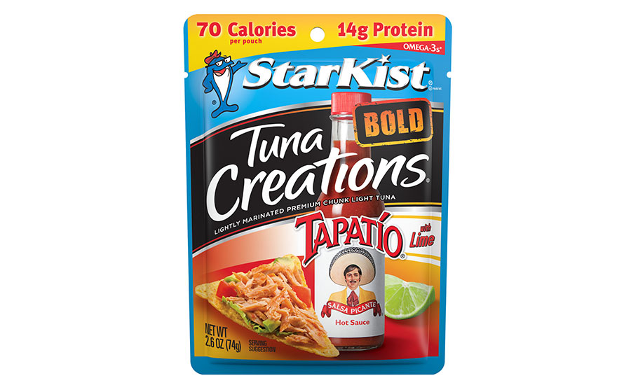 StarKist Tuna Creations Tapatío
