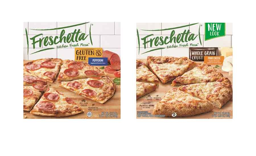 Freschetta Pizza Re Launches Brand
