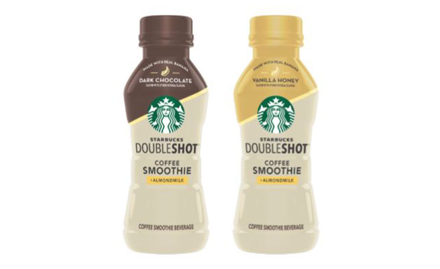 Starbucks Doubleshot Coffee Smoothies