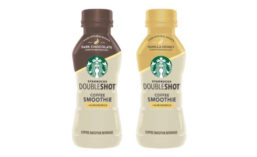 Starbucks Doubleshot Coffee Smoothies