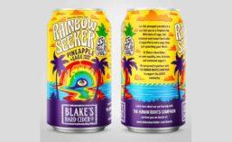 Blake's Hard Cider Rainbow Seeker