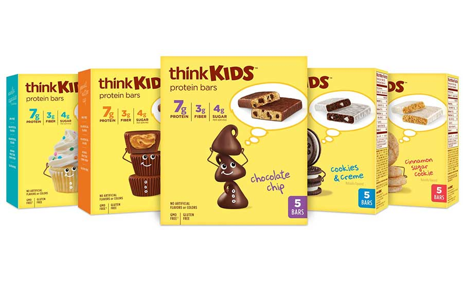 thinkKIDS Protein Bars for Kids