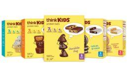 thinkKIDS Protein Bars for Kids