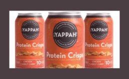 ¡Yappah! Protein Crisps