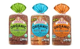 Arnold, Brownberry, Oroweat Organics Bread