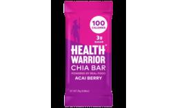 Health Warrior Lower Sugar Chia Bars