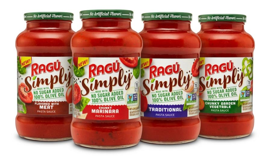 RAGÚ Simply Pasta Sauces