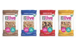 PROBAR live Probiotic Nutrition Bars