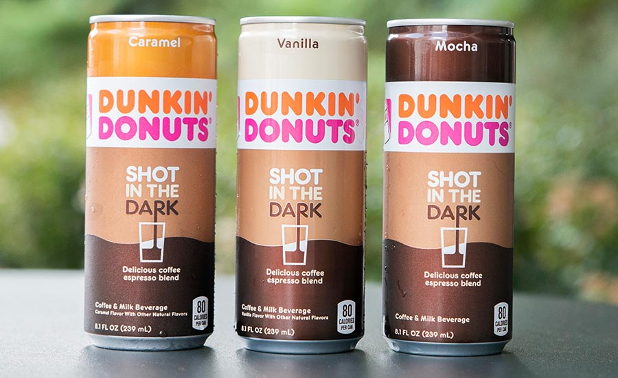 Dunkin' Donuts Shot in the Dark Coffee Espresso Blend