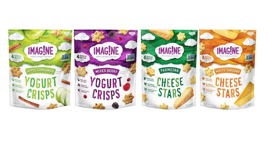 IMAG!NE Snack Brand Provides Parents with Nutritious Snack