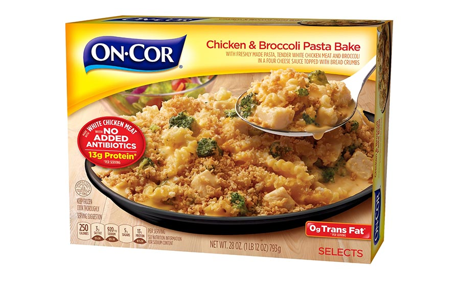 On-Cor Frozen Foods Chicken Entrées