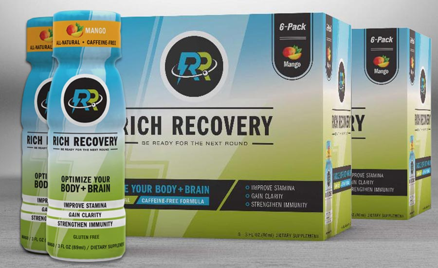 Rich Recovery Health Enhancement Drink