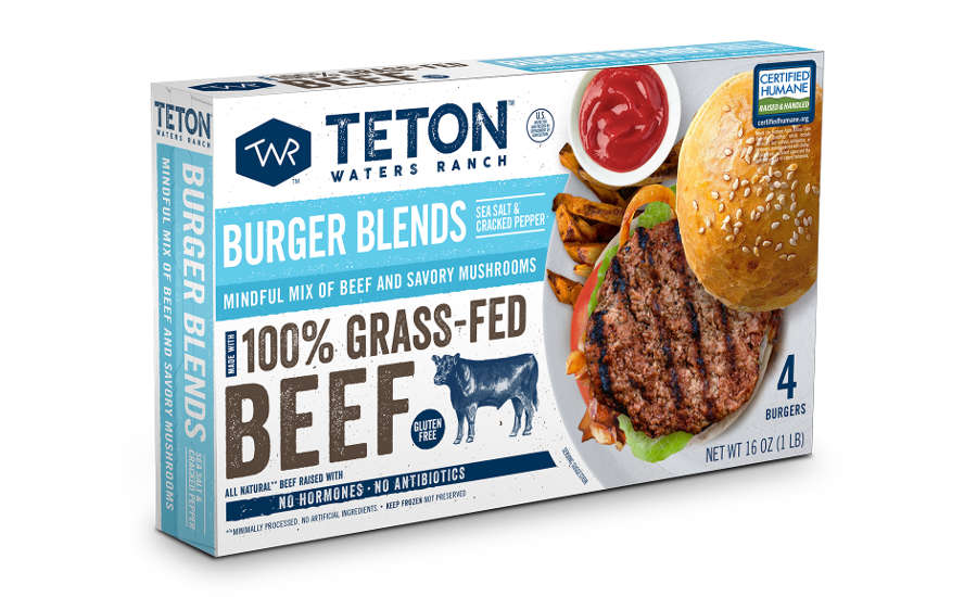 Teton Waters Ranch 100% Grass-Fed & Finished Beef Innovations