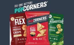 PopCorners FLEX Protein Crisps and Flourish Veggie Crisps