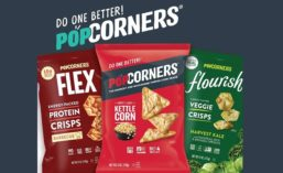 PopCorners FLEX Protein Crisps and Flourish Veggie Crisps