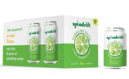 Spindrift Sparkling Water Lime Flavor