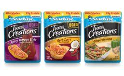 StarKist Tuna Creations Pouch Line