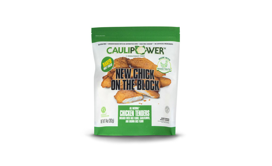 Caulipower Better-For-You Frozen Chicken Tenders