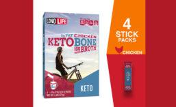 LonoLife Keto Chicken Bone Both