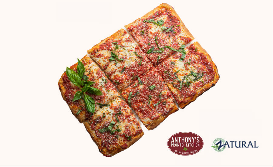 Anthony Pronto Bliss CBD Pizza