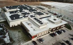 Viking Masek solar panels