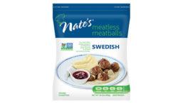 Nate's Meatless Swedish Meatballs