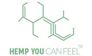 Hemp you can feel logo web