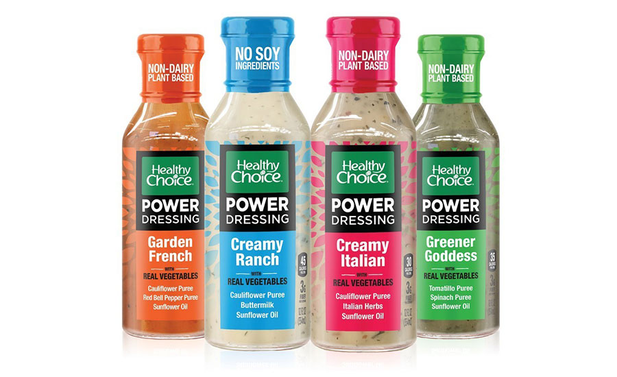 Healthy Choice Power Salad Dressings