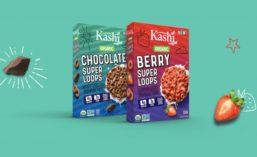 Kashi Super Loops Cereal