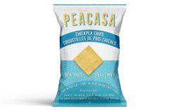 PEACASA Protein-Packed Chickpea Chips