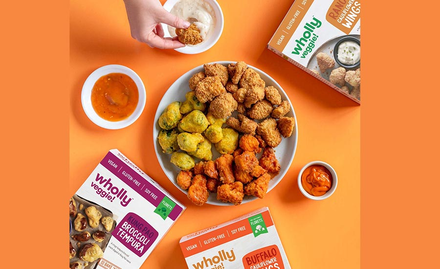 Wholly Veggie Expands into Target Outlets