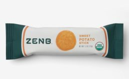 ZENB Sweet Potato Veggie Sticks
