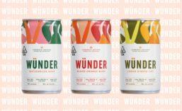 WUNDER sparkling beverages