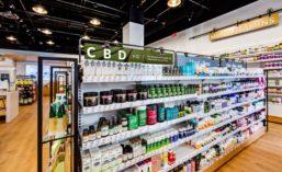 Vitamin Shoppe CBD HQ