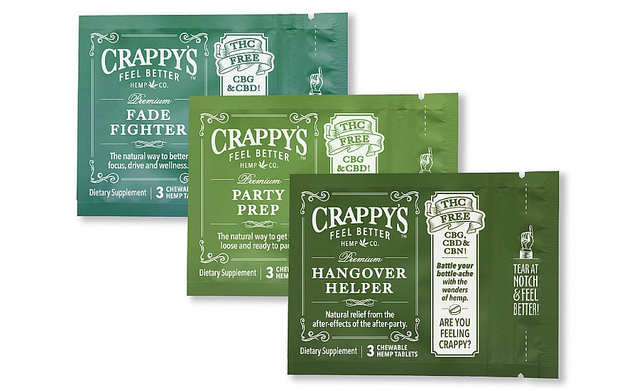 Crappys chewable tablets