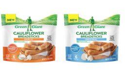 Green Giant Frozen Cauliflower Breadsticks