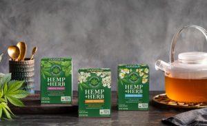 Hempherb tea 900