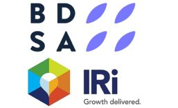 IRI BDSA logos