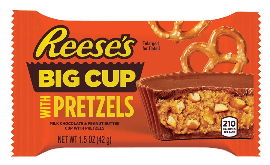 Reese's Big Cups With Pretzels | 2020-09-29 | Prepared Foods