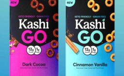 Kashi GO Keto-Friendly Cereal